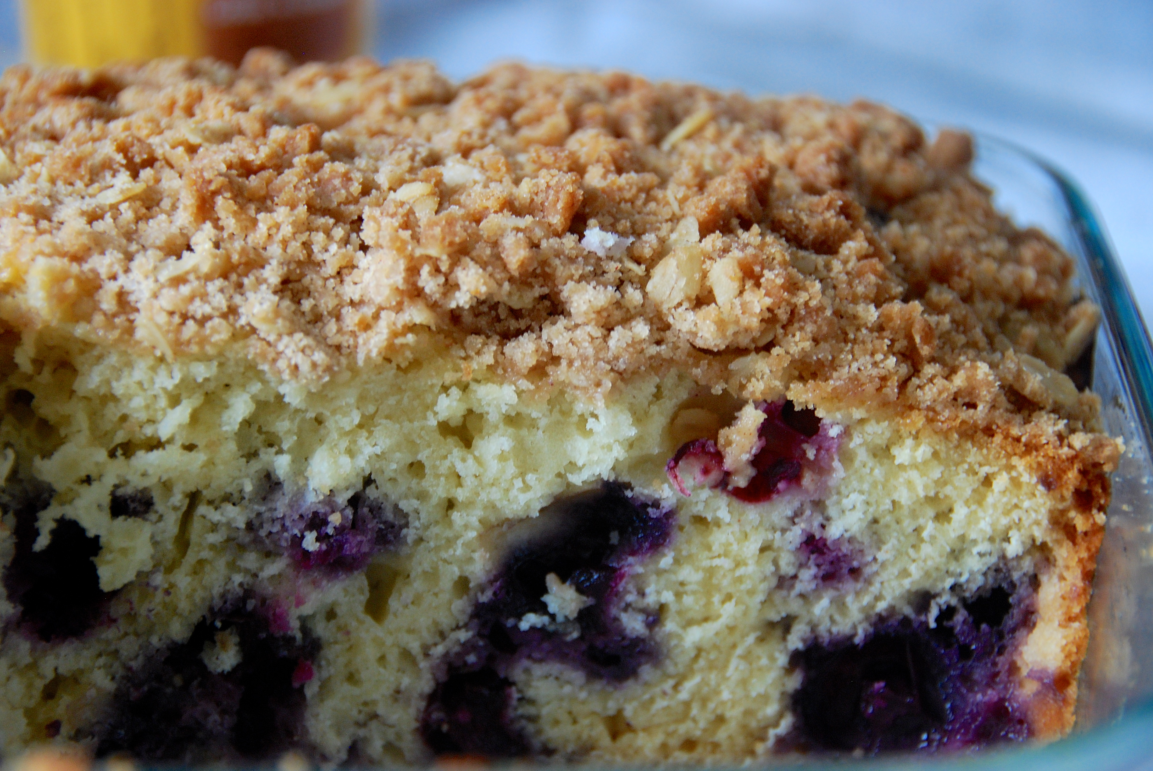 blueberry buckle zoom