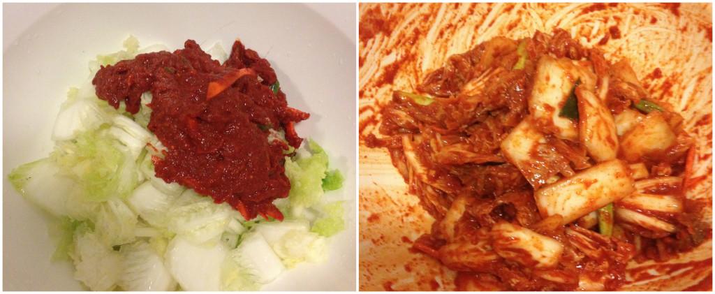 kimchi final steps