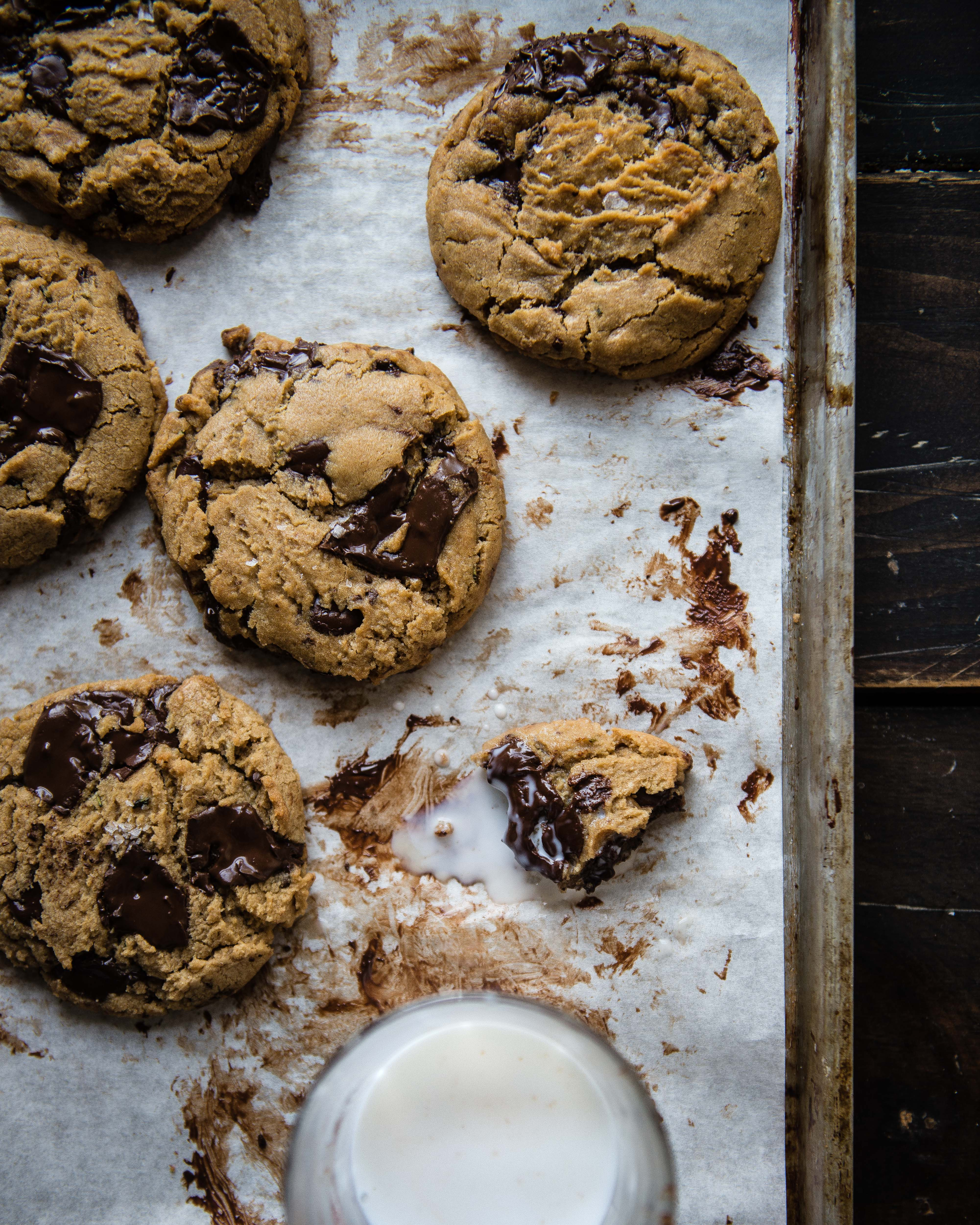 My Go To Chocolate Chip Cookie Some Variations